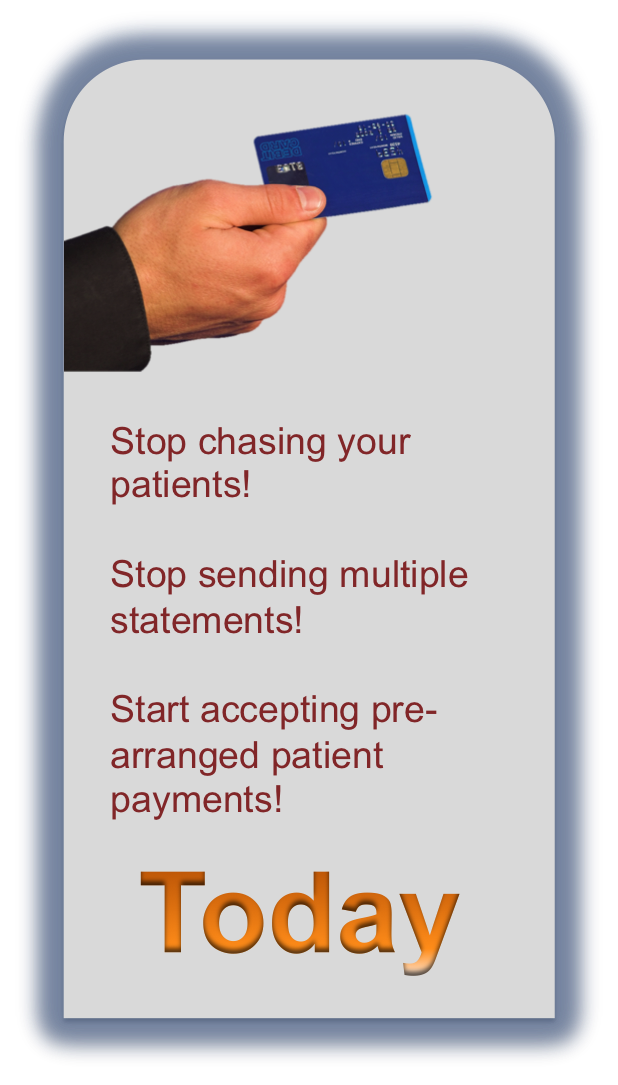 Patient Payment Card Program